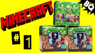 Minecraft Mystery Minifigures Surprise Openings