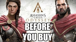 Assassins Creed Odyssey - 15 Things You Need To Know Before You Buy