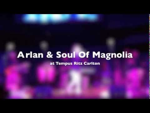 Video Wonderwall By Oasis (Cover) - The Soul Of Magnolia Feat. Arlan