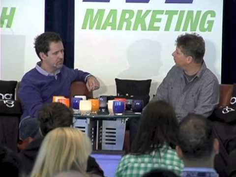 SMX Advanced 2012 keynote: Bing's Derrick Connell on Social Signals vs. Links