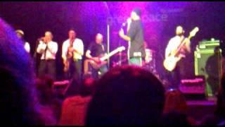 Black Joe Lewis & the Honeybears.Lugar: Teatro Circo Price. Madrid.17 de Noviembre de 2009