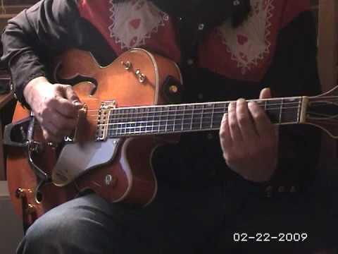 Hound Dog  - Elvis - guitar solo