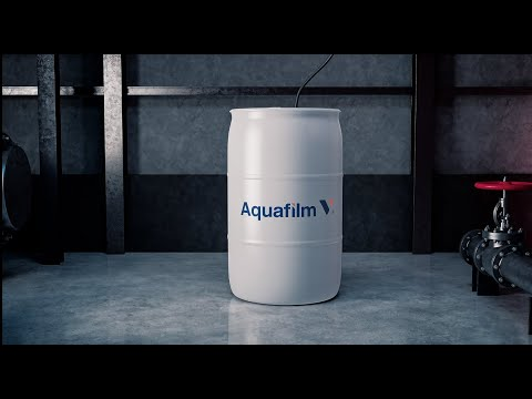 Aquafilm - le traitement moderne pour les réseaux de vapeur
