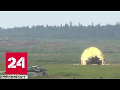 На АрМИ-2017 заметили представителя НАТО - DomaVideo.Ru