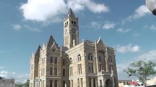 Hallettsville (TX) United States  city photo : Lavaca County Courthouse - (Part 2) Hallettsville, TX