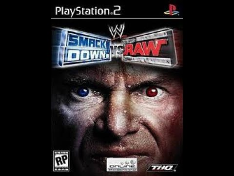 WWE SmackDown! vs. RAW Part 6 (Season Mode) [The Undertaker] (No Commentary)