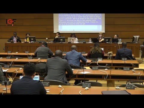 Achieving the 2030 sustainable development agenda in a digital future: Where do youth stand?