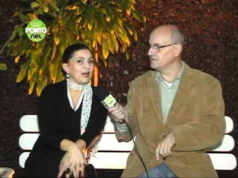 Ricardo Orlandini entrevista Cláudia Pereira da Costa, a Cadica, da Escola Cadica Danças e Ritmos.