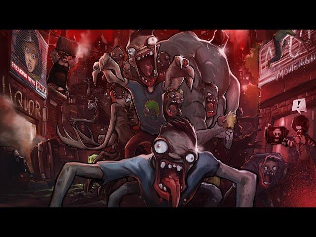 Видео к игре Zombie Night Terror