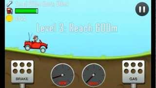 Hill Climb Racing videosu