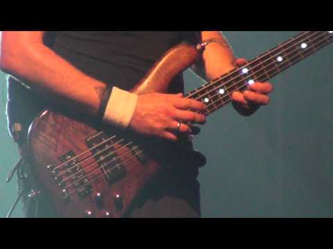 311 P-Nut Bass Solo Chattanooga 5/8/14