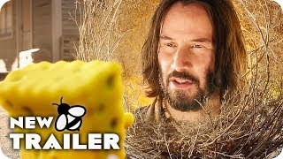 THE SPONGEBOB MOVIE: SPONGE ON THE RUN Trailer (2019) Animation Movie by New Trailers Buzz