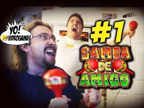 samba de amigo dreamcast pal
