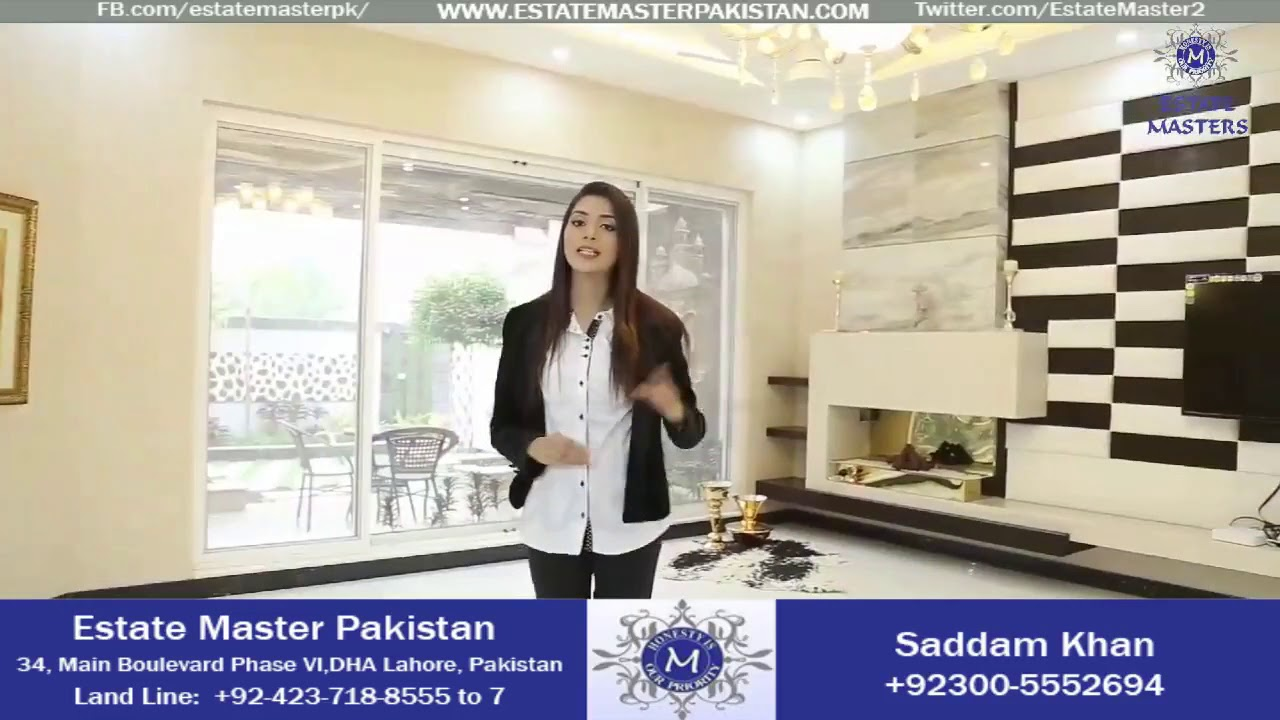 2 kanal Brand New Classical Bungalow For Sale In Phase 2 Block R DHA Lahore