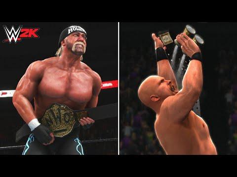 10 Greatest Championship Celebrations in WWE 2K (Title Winning Animations)