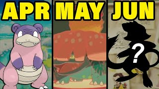 New Pokemon Trailer Timeline! When Are We Getting New Pokemon Reveals? by Verlisify