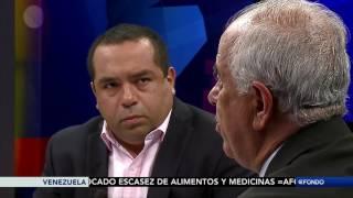 """A Fondo, con Carlos Ramos Padilla: """"La Crisis en Venezuela"""""""