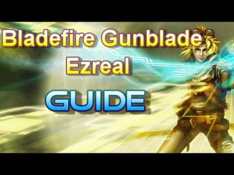 ezreal build - Gaming gear : www.gamdias.com -------------------------------- • Facebook : http://tinyurl.com/mx59h2d • Twitter : https://twitter.com/ChinNin1 -------------...