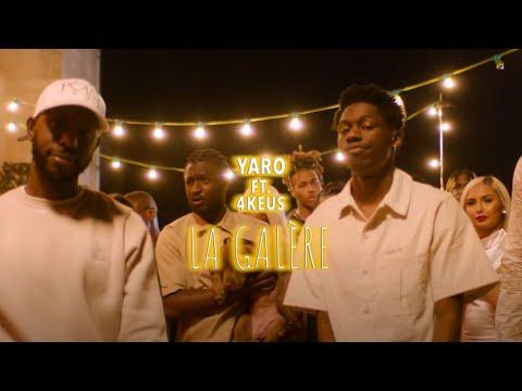 YARO - La Galère feat 4KEUS (Clip Officiel) видео