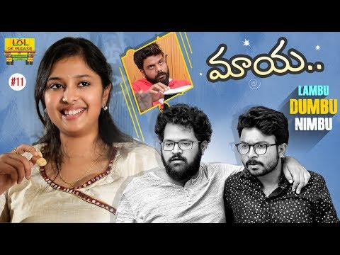 Lambu Dumbu Nimbu - Maaya | Epi #11 | New Comedy Web Series | Lol Ok Please
