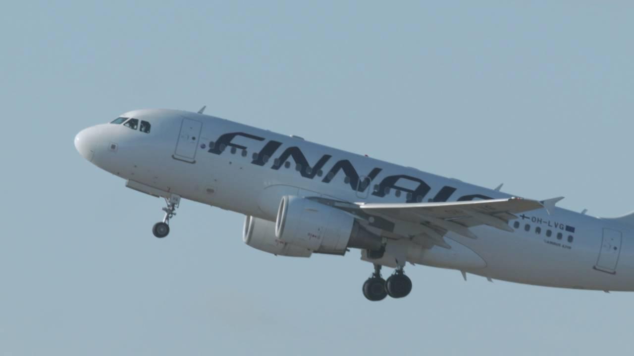 Finnair nimettiin Pohjolan<br /> parhaaksi lentoyhtiöksi