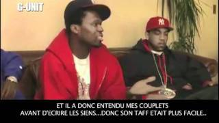 LE CLASH ENTRE THE GAME et 50 CENT avec SOUS TITRAGE FRANCAIS // NEW 2012 //