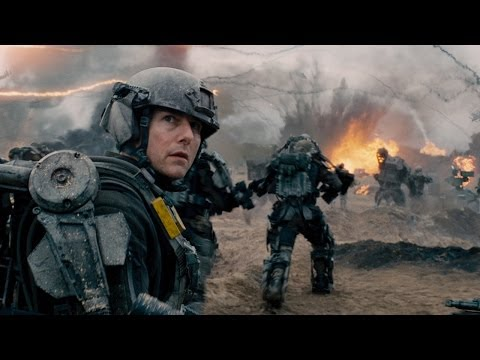 0 Edge of Tomorrow   Official Trailer 1 | Video