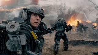 Edge of Tomorrow - Official Trailer 1 [HD] - YouTube
