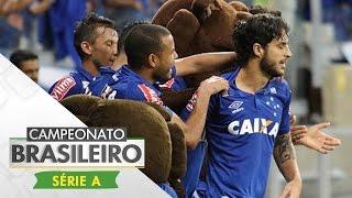 Os gols de Cruzeiro 1 x 0 São Paulo, pela 1ª rodada do Campeonato Brasileiro (14/05/2017) Esporte Interativo nas Redes Sociais: Portal: http://esporteinterat...