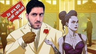 Revistinha nova!!!! Eu sei que você já deve ter visto, mas certamente você não viu desse jeito! Vem me ver Reagindo a Nova Comic do Doomfist - Mascarado! Vai curti certeza!Comic Nova - http://bit.ly/Doomfist-MascaradoLOJA: http://bit.ly/Camisas-do-CoorujaSORTEIO: http://bit.ly/SORTEIO-DOS-50kVEJA OS BENEFÍCIOS DE SER MEU PADRIM: http://bit.ly/quero-ajudar-o-coorujaVeja os horários da Stream: https://www.twitch.tv/coorujaowMe siga em minhas redes sociais:Twitter: https://Twitter.com/coorujaowFacebook: https://Facebook.com/coorujaowInstagram: http://instagram.com/coorujaowQUER ENVIAR ALGUMA COISA PARA MIM? Aquele unboxing na live ou nas redes sociais, segue o endereço abaixo:Caixa Postal 25502Vila Velha - ESCEP 29.102-973#overwacthbrasil #overwatchMusica de fundo: https://player.epidemicsound.com/