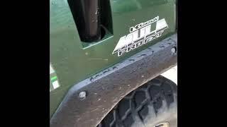 9. Kawasaki Mule Pro FXT