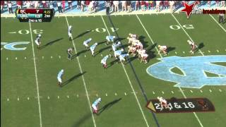 Kareem Martin vs Boston College (2013)
