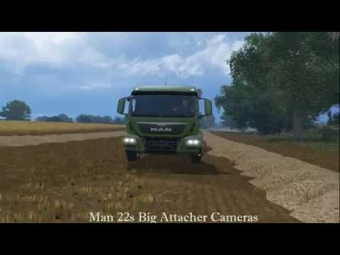 Man 22s Big Attacher Cameras v2.0
