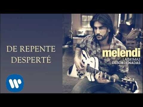 video musical de melendi: