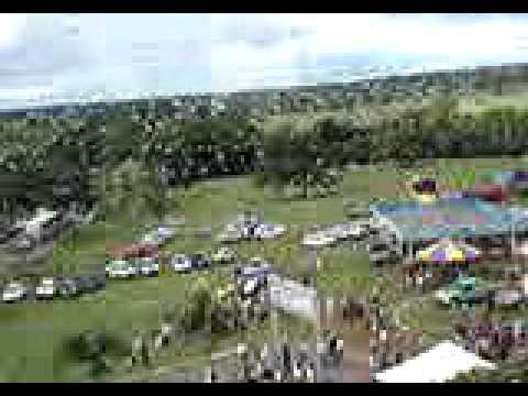 Passeio panoramico de helicoptero em Nioaque