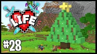I BUILT A DEATH DOOR EVENT!! | Minecraft X Life SMP | #28