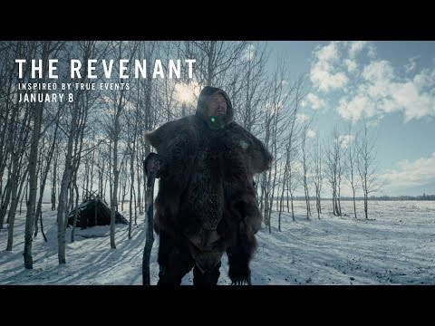 The Revenant (Featurette 'Production Design')