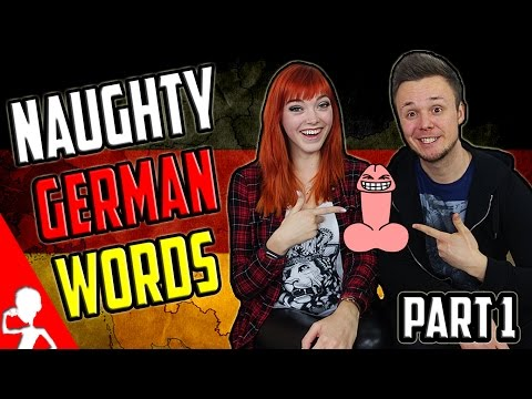 NAUGHTY GERMAN Words Translated Into English ❤ Part 1 ❤ Get Germanized /w Anny Aurora ❤ RATED R