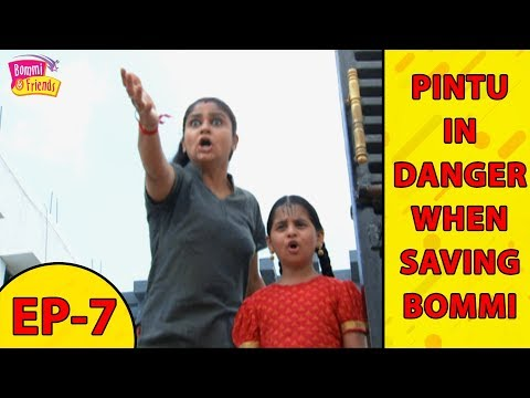 Pintu in danger  | Kids Youtube Kids Youtube, Live Stream Movies for Free, Kids Youtube Videos EP-7