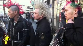 Punk's not dead in Tokyo