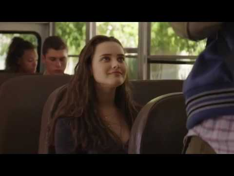 13 reasons why: tape 1 side a (episode one) bus scene
