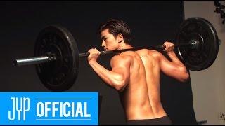 [Real 2PM] Taecyeon's Photoshoot for Men's Health Magazine