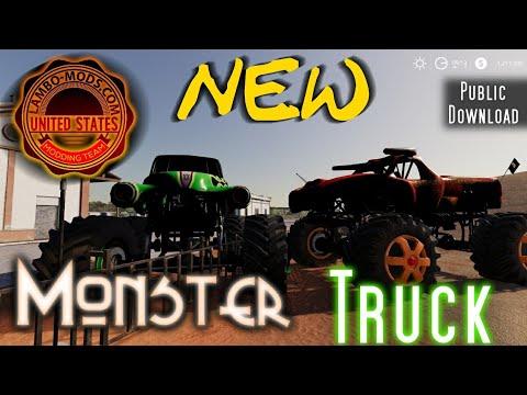 El Toro Loco Monster truck v1.0