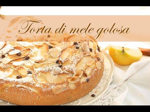 torta di mele golosa: una variante da provare assolutamente!
