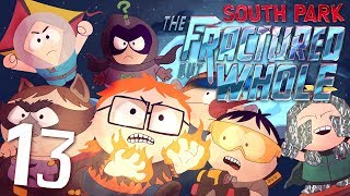 SOUTH PARK THE FRACTURED BUT WHOLE Walkthrough Gameplay Part 13: South Park THE MUSICAL!