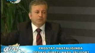 Medicana Samsun Op. Dr. Ahmet Gençbay Konu: Prostat