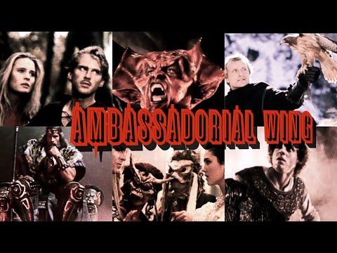 The Ambassadorial Wing: 80's Fantasy films