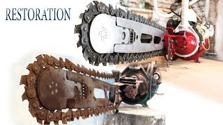 Video Old soviet chainsaw restoration MP3, 3GP, MP4, WEBM, AVI, FLV Juni 2019