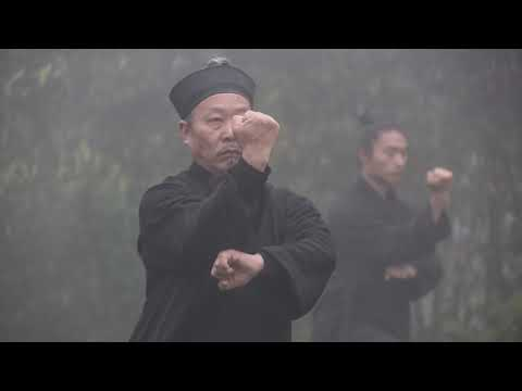 The Grandmaster of Wudang Sanfengpai - Visiting his School on the Mountain