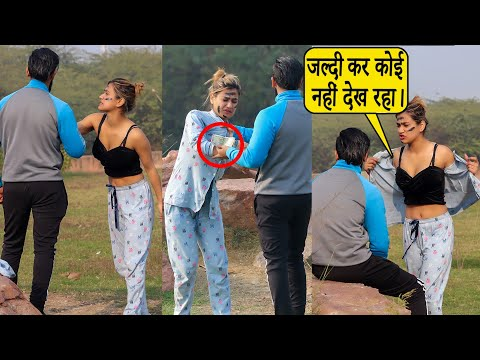 Asking Money For Food | Social Experiment Gone Wrong | Rits Dhawan